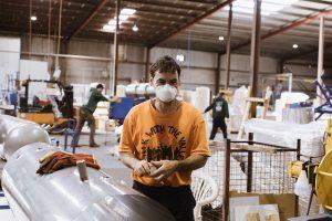 Supporting Earthworker Energy job